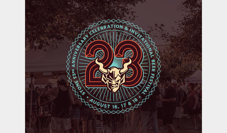 Tickets Available Now to Stone Brewing Co.'s 23rd Anniversary