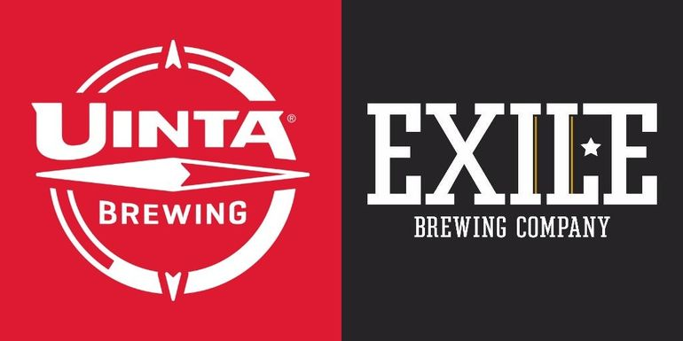 Uinta Brewing and Exile Brewing Unveil Collaboration Brut IPA