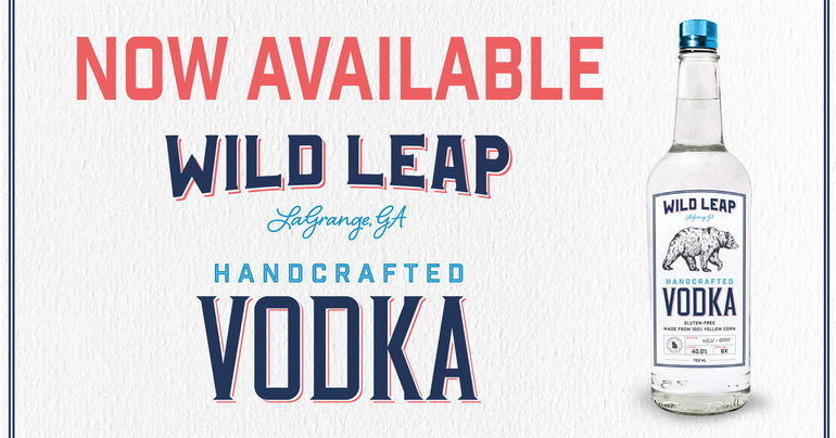 Wild Leap Brew Co. Vodka Is Available Now
