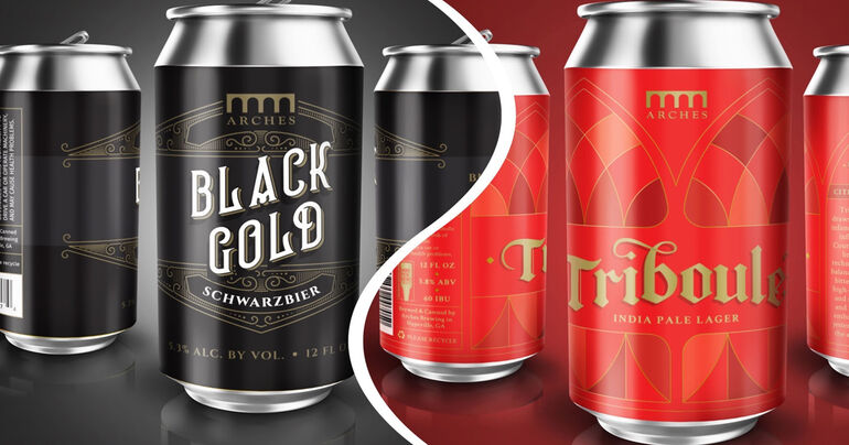 Arches Brewing Unveils Two Seasonal Releases