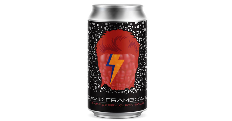 Diebolt Brewing Co. Announces David Frambowie, Second Beer in Quick Sour Series