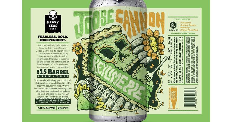 Heavy Seas Beer Unveils Joose Cannon Key Lime Pie