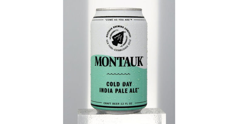 Montauk Brewing Co. to Release Cold Day IPA Winter Seasonal