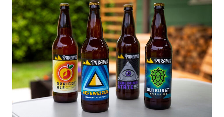 Pyramid Brewing Announces Packaging Redesign