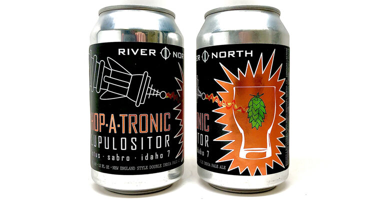 River North Brewery's Newest Hop-A-Tronic Lupulositor Set to Release July 3rd
