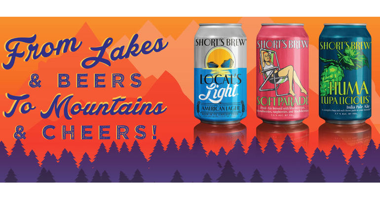 Short's Brewing Co. Expands Year-Round Distribution to Colorado