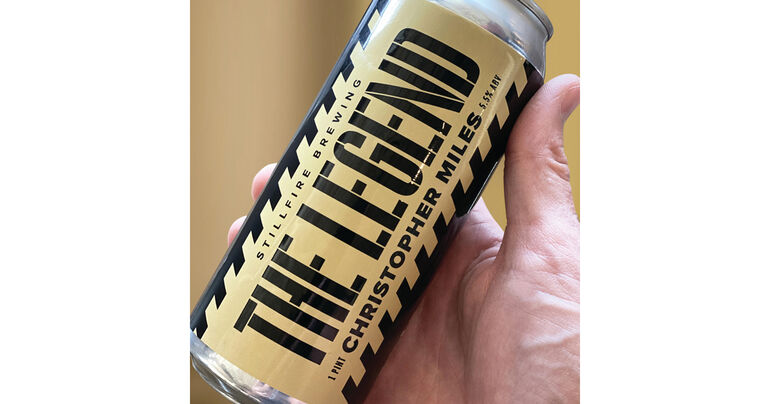 """StillFire Brewing Releases """"The Legend"""" Beer and Hosts Fundraising Event in Honor of Late Student"""