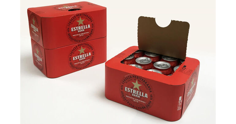Graphic Packaging International Supports Estrella Damm's Plastic Replacement Initiative