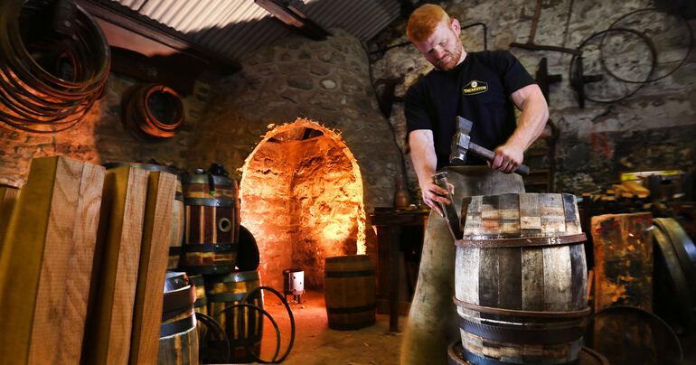 Theakston Brewery to Hold Once-in-a-Generation Trussing In Ceremony
