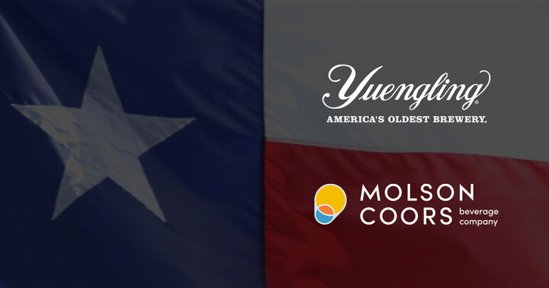 Yuengling Announces Texas Launch Date