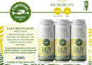 Coronado Brewing Co. Debuts New Year-Round Beer Leisure Lagoon Hazy Pale Ale