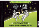 Ecliptic Brewing and Russian River Team Up for Belgian-Style Hoppy Golden Ale