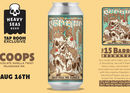 Heavy Seas Announces Limited Release Scoops, Chocolate Vanilla Twist Milkshake IPA