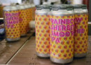 Oakshire Brewing Releases Rainbow Sherbet Smoothie IPA in Cans for First Time