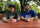 Six Bridges Brewing Head Brewer Alex Ciaburri and Production Manager Bryan Johnson Talk Medlock IPA