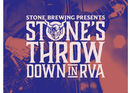 Stone Brewing Announces Third Annual Throw Down in RVA