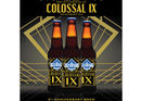 Port City Brewing Co. Celebrates 9th Anniversary with Colossal IX Weizenbock