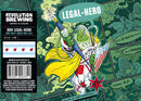 Revolution Brewing Debuts Legal-Hero Hazy IPA