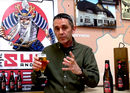 Robinsons Brewery Head Brewer Martyn Weeks Talks TROOPER Sun and Steel