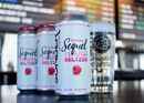 Sonder Brewing Unveils Raspberry Sequel Hard Seltzer in Cans