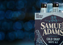 The Boston Beer Co. Reformulates Samuel Adams Cold Snap White Ale