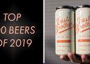 top beers 2019