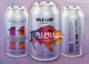 Wild Leap Brew Co. Unveils Alpha Abstraction Vol. 11 Double IPA
