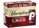 Yuengling Announces Extended Partnership with MLB's Philadelphia Phillies