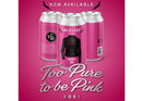 Wild Leap Brew Co. Unveils Too Pure To Be Pink Double IPA