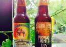 Starr Hill Northern Lighs IPA Beer Connoisseur