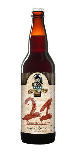 21 Anniversary Ale by Heavy Seas Beer