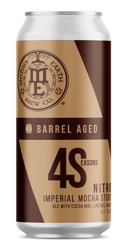 4 Seasons Winter '20, Mother Earth Brew Co.