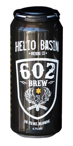 602 Brew, Helio Basin Brewing Co.