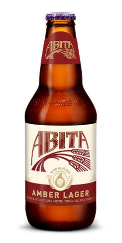 Abita Amber Lager, Abita Brewing Co.
