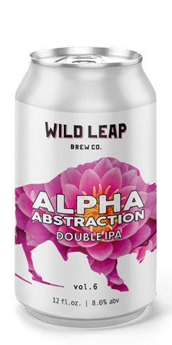 Alpha Abstraction Vol. 6, Wild Leap Brew Co.