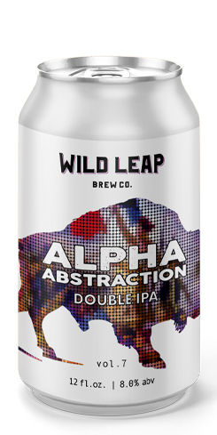Alpha Abstraction Vol. 7, Wild Leap Brew Co.