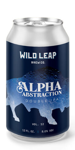 Alpha Abstraction, Vol. 12, Wild Leap Brew Co.