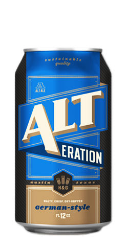 alteration hops and grain beer