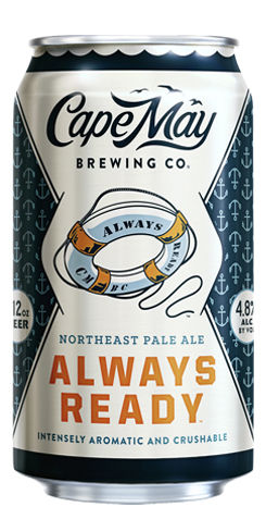 Always Ready by Cape May Brewing Co.
