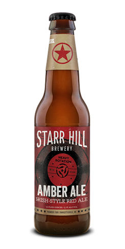 Amber Ale by Starr Hill Brewery