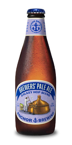 Brewers' Pale Ale Galaxy Hop Blend, Anchor Brewing Co.