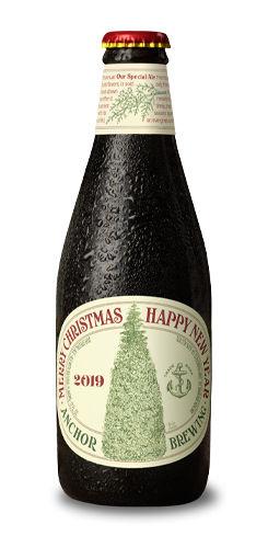 Anchor Christmas Ale - 2019, Anchor Brewing Co.