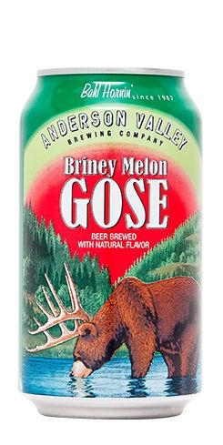 Briney Melon Gose Anderson Valley Beer