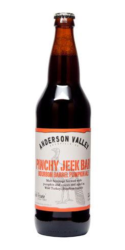 Pinchy Jeek Barl Beer