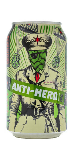 Anti-Hero IPA Revolution Beer