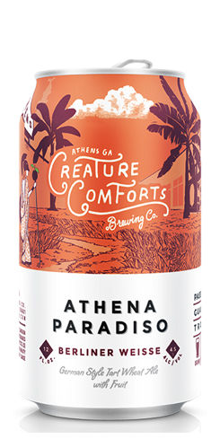 Athena Paradiso With Passion Fruit and Guava