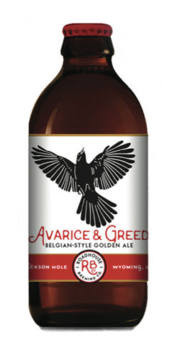 Avarice & Greed by Roadhouse Brewing Co.