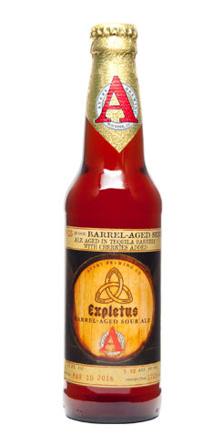 Avery Expletus Sour barrel-aged beer