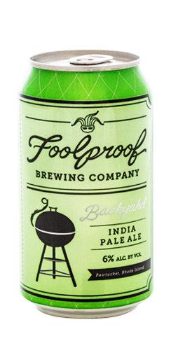 Foolproof Beer Backyahd IPA