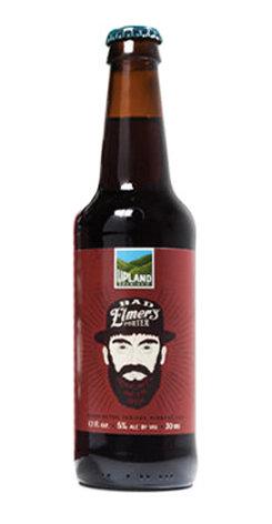 Upland Beer Bad Elmer's Porter